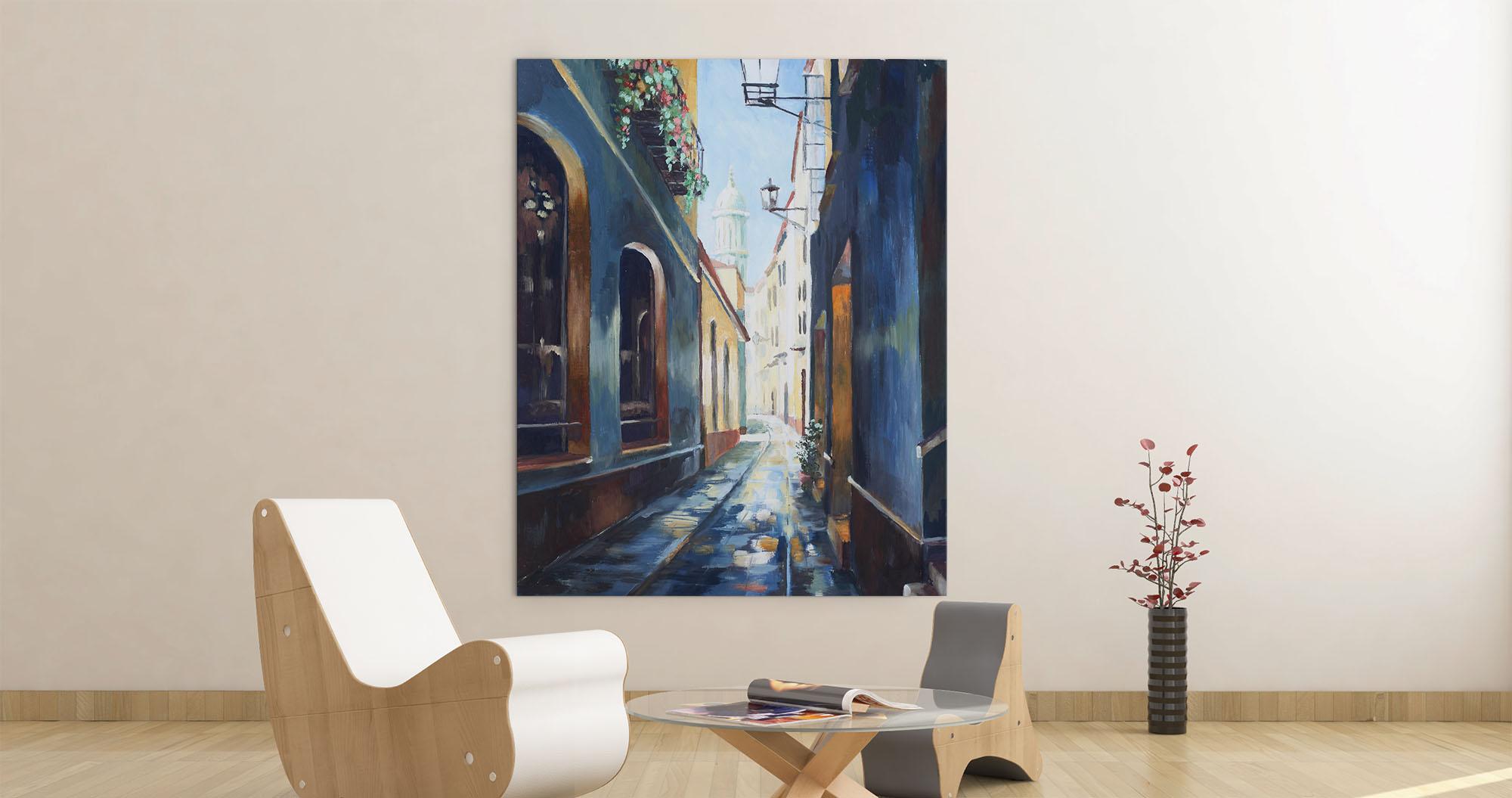 Backstreet Seville